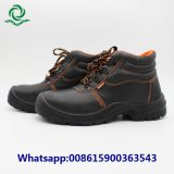 Leather Anti Slip Oil Acid Reistant Waterproof Safety Boots