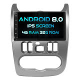 Witson Eight Core Android 8.0 Car DVD for Renault Duster 2012 4G ROM 1080P Touch Screen 32GB ROM IPS Screen