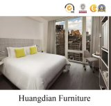 Wholesale Price Four Star Queen Size Hotel Furniture Bedroom Suite (HD1017)