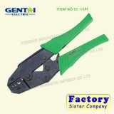Non-Insulated Tabs and Receptacles 0.5-6mm2 Hand Crimping Pliers