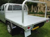 100kg Aluminum Pickup Truck Bed with 2 Tonne Loading Capacity