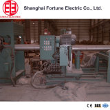 Max to 310 mm Large Copper Rod Casting Semi Continuous Casting Machine