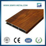 Wood Grain Aluminum Building Material