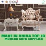 Luxury Living Room Furniture French Fabric Sofa Set