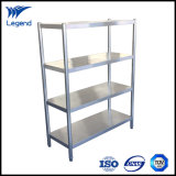 Stainless Steel Shelf with Four Layers