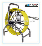 Professional Middle Inspection Camera with Self Leveling and Foot Counter Cable