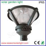 New Product 10W Solar Panel Top Post Light LED Solar Garden Light for Outdoor Yard Lighting