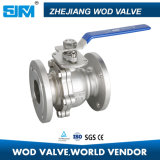 Flange Ball Valve with ISO 5211 CF8