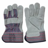 Full Palm Leather Cut Resistant Work Rigger Gloves