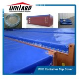 Easy Clean PVC 20'gp Container Cover Tarpaulin Material