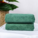 Custom Logo Printed Quick Dry Microfiber Towels Cleaning Cloth
