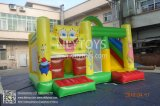 2019 Popular Closed Inflatable Trampoline Cits Inflatable Castles