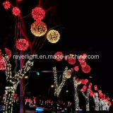 Indoor Outdoor LED Lighting Balls Christmas Decor From Factory