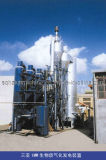 Wood Chips Biomass Gasification Power Plant (HQ-500)