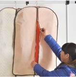 Daily Use Clothes Store Transparent PE Garment Covers Bag (MECO231)