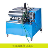 PVC Belt Cleat Install Machine