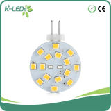 Disk 15SMD2835 Back Pin DC AC G4 LED