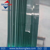 10.76mm Clear PVB Safety Laminated Float Glass with Australian Standard AS/NZS2208