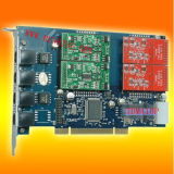 Asterisk Card With 4 FXS/FXO Port (TDM410P)