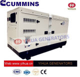 20kVA 25kVA 30kVA 40kVA Cummins Electric Power Silent Diesel Generator[IC180127A]