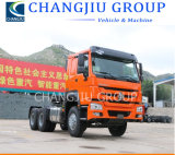 Used Sinotruck HOWO 336 371 420 HP Tractor Head 6X4 6X2 10 Wheel Drive Tractor Truck for Sale