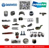 Genuine Doosan Diesel/Gasoline Engine Parts for/Excavator/Truck/Generator/Daewoo Bus Auto Spare Parts