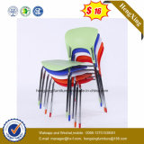 China Wholesale Easy Carrying Outdoor Folding Plastic Training Chair (HX-5CH157)
