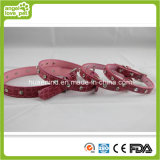 Fashion Color Round Drills Pet Collar