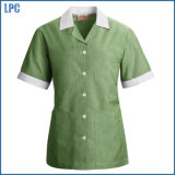 Fashion Short-Sleeved Quick-Drying Work Uniform for Cook