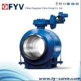 API Flange Trunnion Mounted Ball Valve