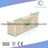 Bottom Price Office Design Staff Use Melamine Table Reception Desk
