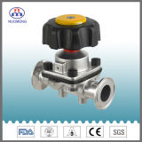 Stainless Steel Manual Clamped Diaphragm Valve
