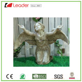 Large Polyresin Angel Sculpture Garden Ornament for Outdoor Decoration