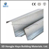 Hot Dipped High Strength Galvanized Steel C/Z Frame Roof Purlin