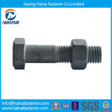 DIN931 High Quality HDG Hex Bolts