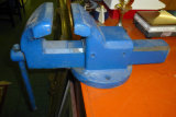 High Quality Keyless and Key Type Bench Vise(HL)