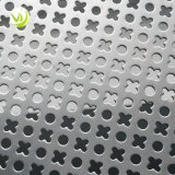 China Factory Customized Perforated Sheet Metal Mesh Low Price