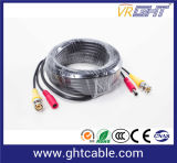 CCTV Cable with BNC & DC Plugs for CCTV Camera/Security Survilliance