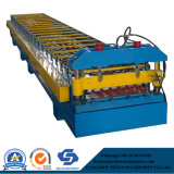 China Wholesale Galvanized Steel Trapezoidal Roof Steel Roll Forming Machine