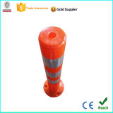 TPU 750mm Warning Post/Delinetor Post /Spring Post