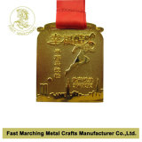 Souvenir Gold Medal at Competitive Price