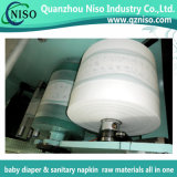 Soft Breathable Cloth-Like Film for Diaper Backsheet with ISO (LF-012)