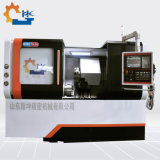 DIY Benchtop CNC Lathe Drilling Machine Price Ck50L Taiwan Technology Bench Top CNC Lathe Cutting Tools