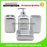 China Modern Silvery Bathroom Fittings for Hotel and Home