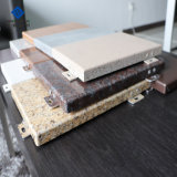 Embossed Wood/Stone Aluminum Single Board for Wall and Trailer