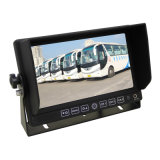 "7"" Car LCD Monitor with Sun Shade for Bus Truck"