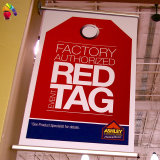 Wholesale Promotion Indoor Hanging PVC Vinyl Banner for Digital Printing