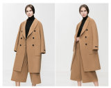 Fashion Fall and Winter Women Bodycon Trench Coat