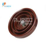 Anti-Pollution Disc Suspension Ceramic Insulator
