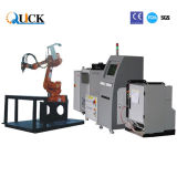 Robot Laser Cutting Machine 1000W (QL-DC1000)